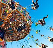 Oktoberfest - Merry go Round 2 by Stanley Tjhie