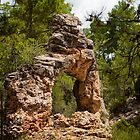 Barranco del Arco, Sierra de Gudar, Aragon, Spain by Andrew Jones
