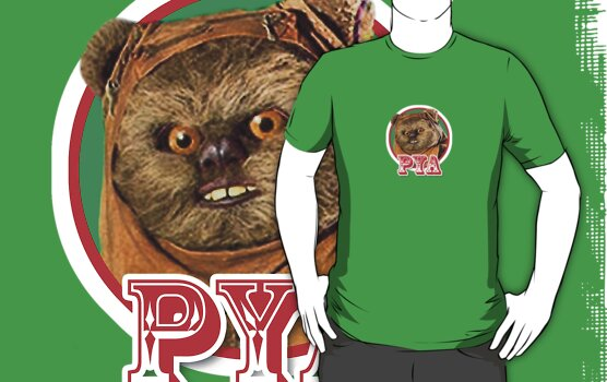 PYA Ewok by Tim Norton