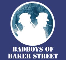 Bad Boys of Baker Street Victorian Edition (White) by KitsuneDesigns