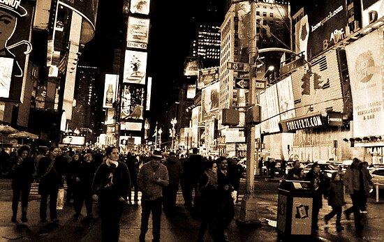 ''New York, New York'' by Ḃḭṙḡḭṫṫä ∞