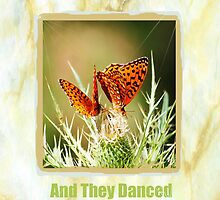 And They Danced by Janette  Kimbrough