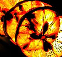 Lemon displayed...Got 4 Featured Works by Kornrawiee