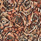 Paper Rosies by leapdaybride
