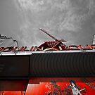Le Moulin Rouge,Paris. by Davide Ferrari