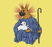 Good Shepherd! by tripperfunster