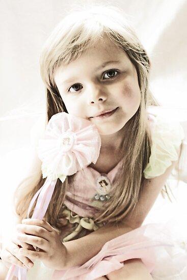 Little Fairy Girl by Evita