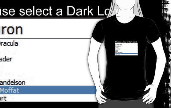 Please select a Dark Lord.  by nimbusnought