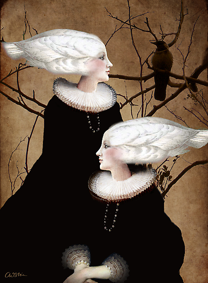 Soul sister by Catrin Welz-Stein