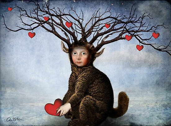 Give me your love by Catrin Welz-Stein