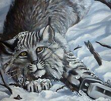 Lynx, lynx by Polecatty