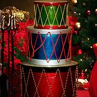 Drum Up Some Holiday Spirit by Penny Odom
