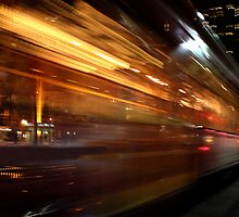 Streetcar Streaks by Chris Whitney