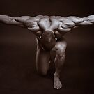 Athlete by Albert Smirnov