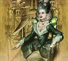 The Wormwood Queen by Bethalynne Bajema