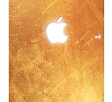 Lego Apple Gold by Shobrick