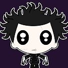Edward Scissorhands by psygon