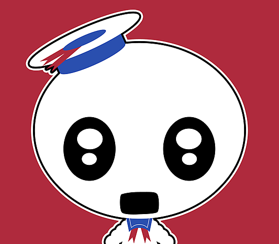 Stay Puft by psygon