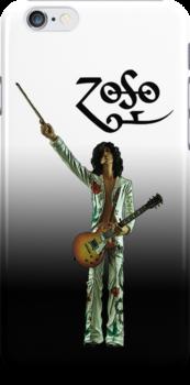 Jimmy Page - ZOSO by Kezzarama