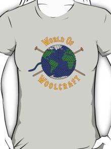 World Of Woolcraft T-Shirt