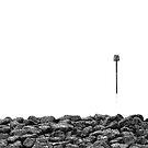 Isolation - Reculver by Rhys Herbert