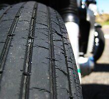 Old Tire by Dietrich Pfeifer
