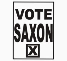 Vote Saxon by SuperGeek7191