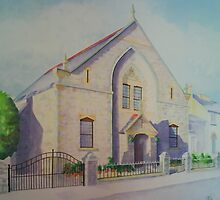 Converted Welsh Chapel by JoMather