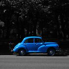Morris Minor by Mark Bird