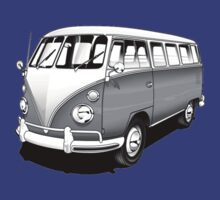 VW Deluxe Bus by frenzix