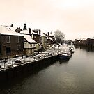 Ouse Snow  by sweetairhead