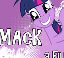 Smack a Filly Sticker