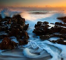 Splitting the Reef by DawsonImages