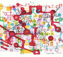 Learning Circuit by Regina Valluzzi