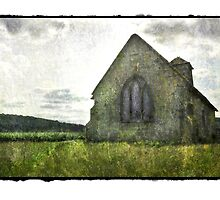 Langley Chapel II by Sheila Laurens