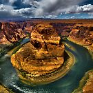Horseshoe Bend , Arizona by LudaNayvelt