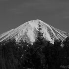 Mount McGlaughlin, Medford Oregon by Jamey Sanger