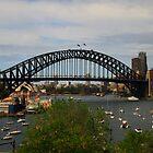 Sydney by Dean Perkins