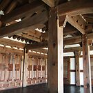 Timber Pavilion Interior, Jeonju by Jane McDougall