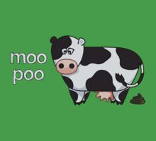 moo poo by Rosemary  Scott - Redrockit