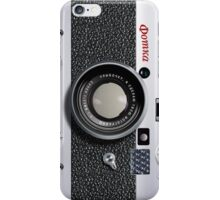 Fotka - Snapshot iPhone Case/Skin