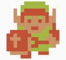 Link (Original Sprite) by Funkymunkey
