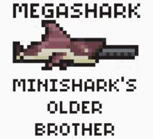MegaShark Gun Terraria Kids Clothes