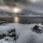 Approaching Snow Storm by Fraser Ross