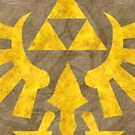Hyrule Crest by SkinnyJoe