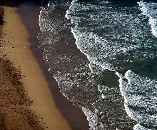 Portsalon Beach by Fara