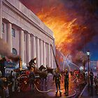 Panthechnicon fire 1874 by Mike Jeffries