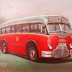 Midland Red C1 by Mike Jeffries