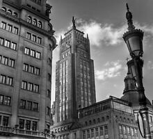Torre Magica - Madrid by marcopuch