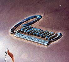 Camaro By Chevrolet by Michael Braaten